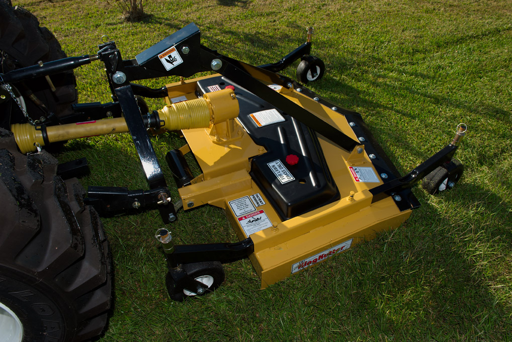 Rear Discharge Finishing Mower King Kutter