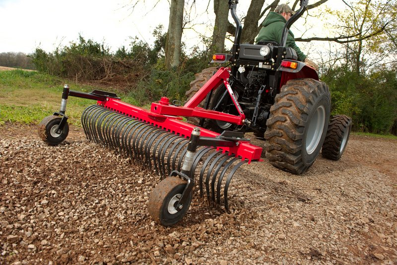 Landscape Rake King Kutter : Landscape stick rake plus gst standard