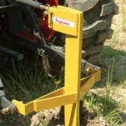Sub soiler ripper king kutter for Soil king productions