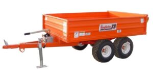 King Kutter 1.5 Ton Tipper Trailer Manual