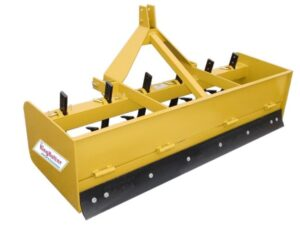 King Kutter Hinged Back Box Blade