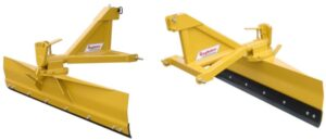 King Kutter RB-QAT Rear Grader Blade