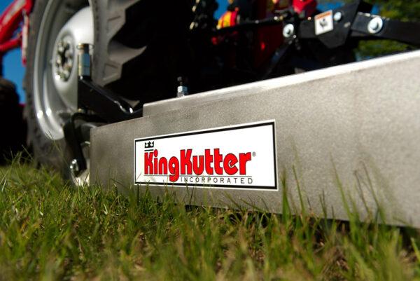 King Kutter Stainless Steel Finishing Mower
