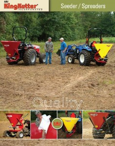 Seeder Spreader