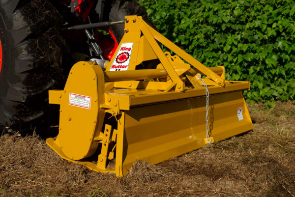 King Kutter Rotary Hoe