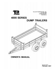15 ton dump trailer king kutter download brochure sciox Image collections