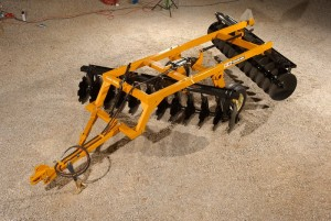 Taylor-Way Disc Harrow