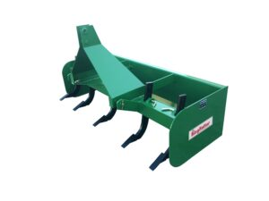 King Kutter Box Blade Now Standard With Clevis Hitch